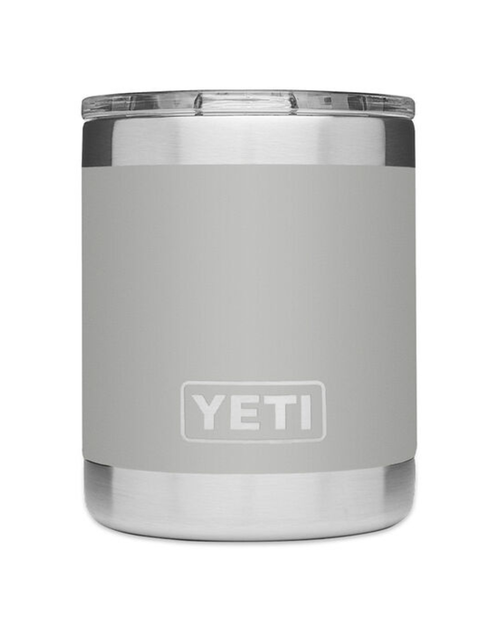 YETI Coolers 10 Oz Lowball-Stainless