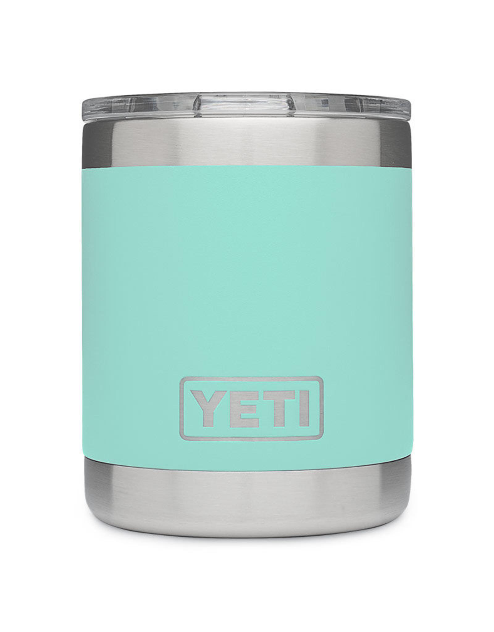 YETI Coolers 10oz Lowball - Seafoam