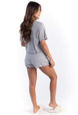 Southern Shirt Ribbed Sincerely Soft Lounge Shorts