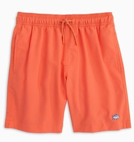 Southern Tide Youth Solid Swim Trunk