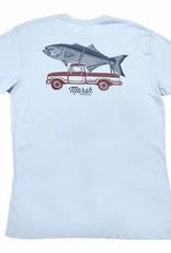 Marsh Wear Bluefish Truck Tee