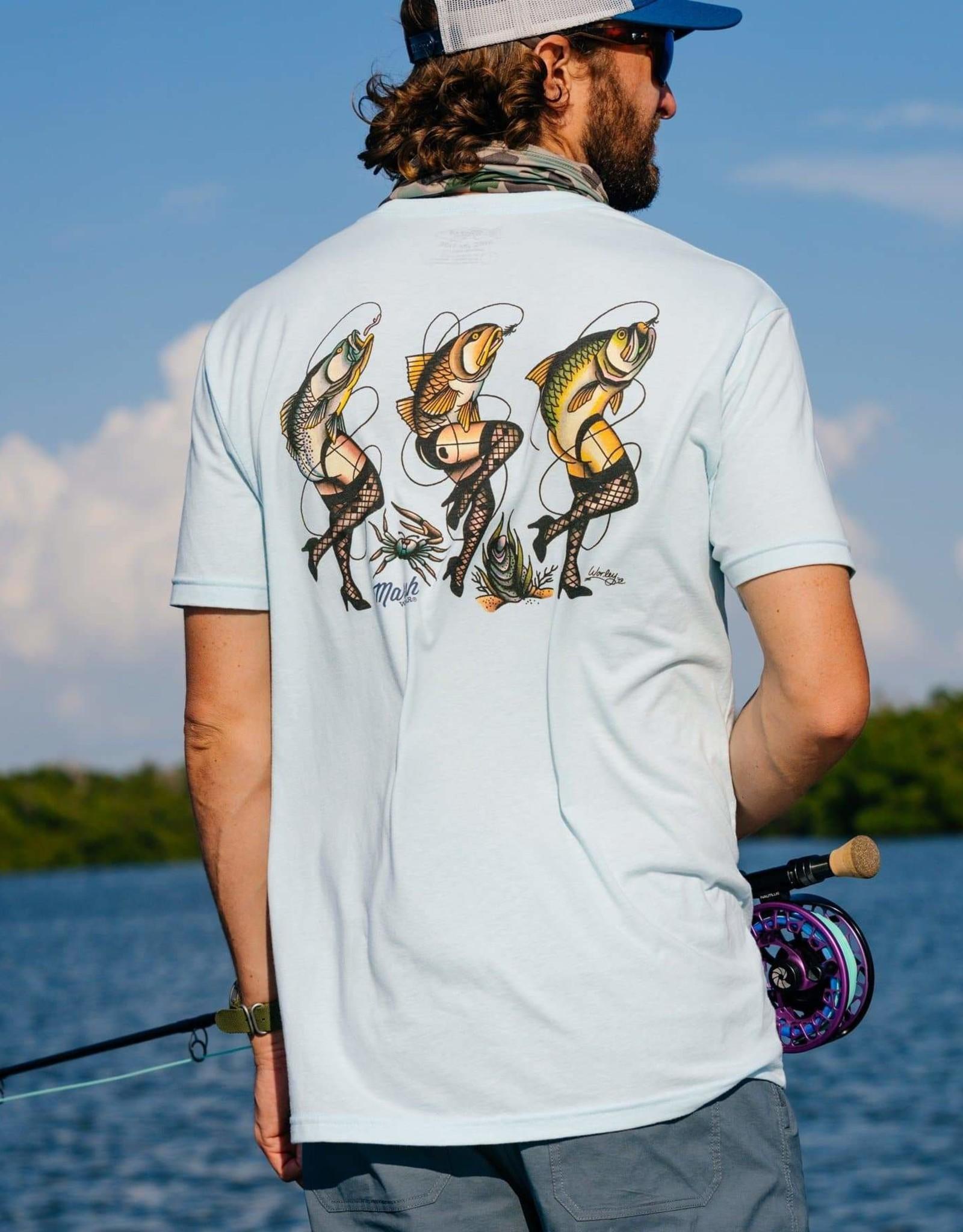 Marsh Wear Fish Legs Tee