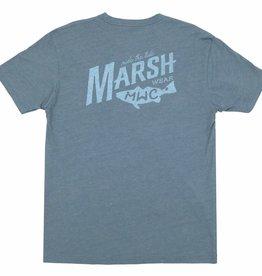 Marsh Wear Sunrise Marsh Tee