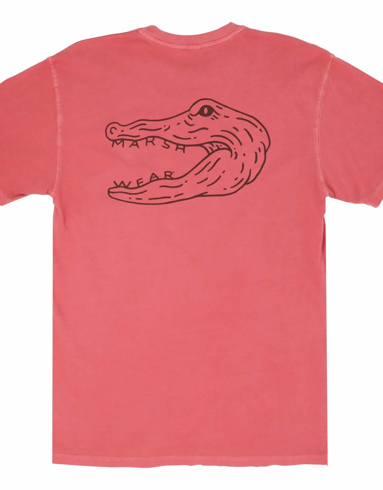 Marsh Wear Marsh Gator Tee