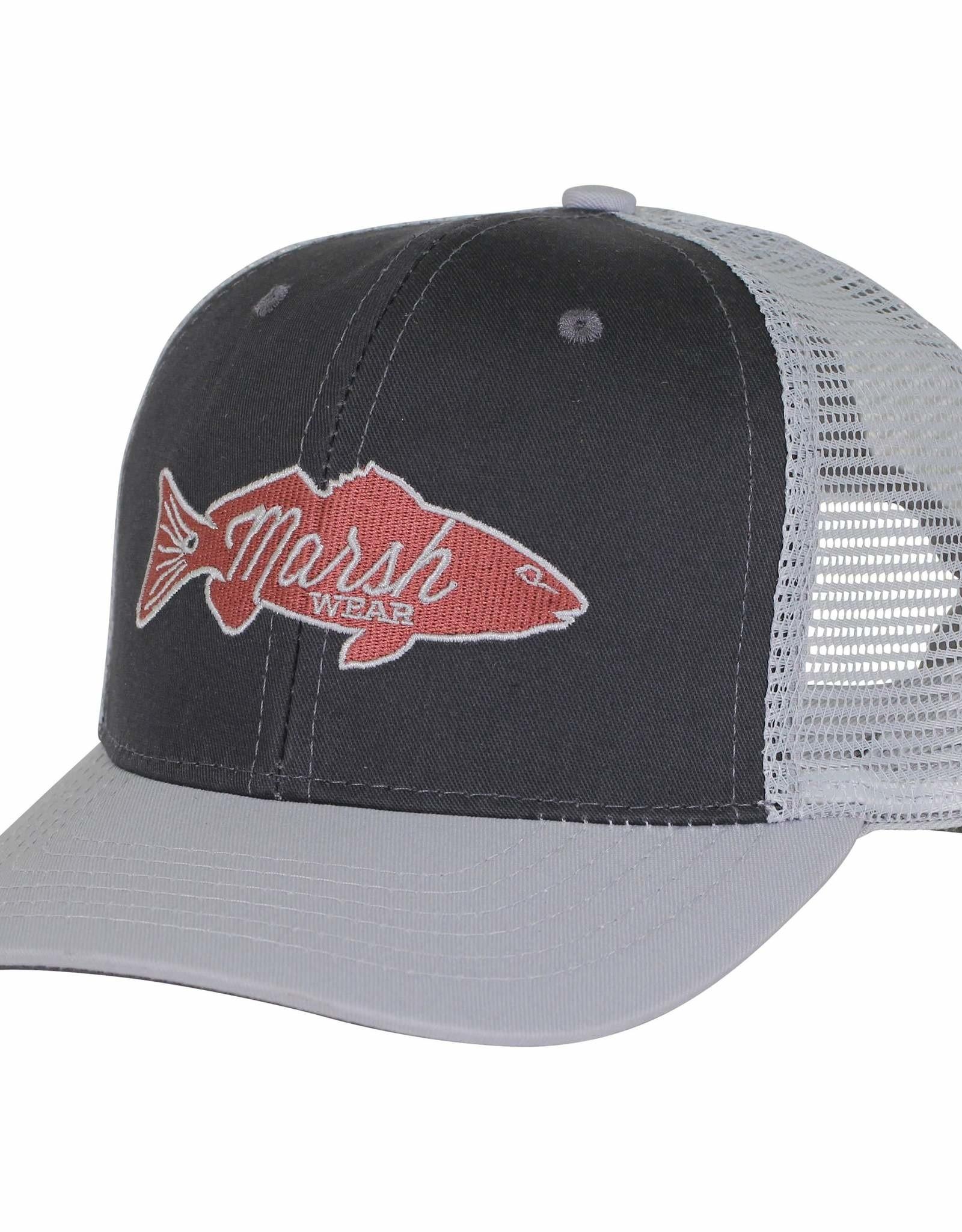 Retro Redfish Trucker Hat