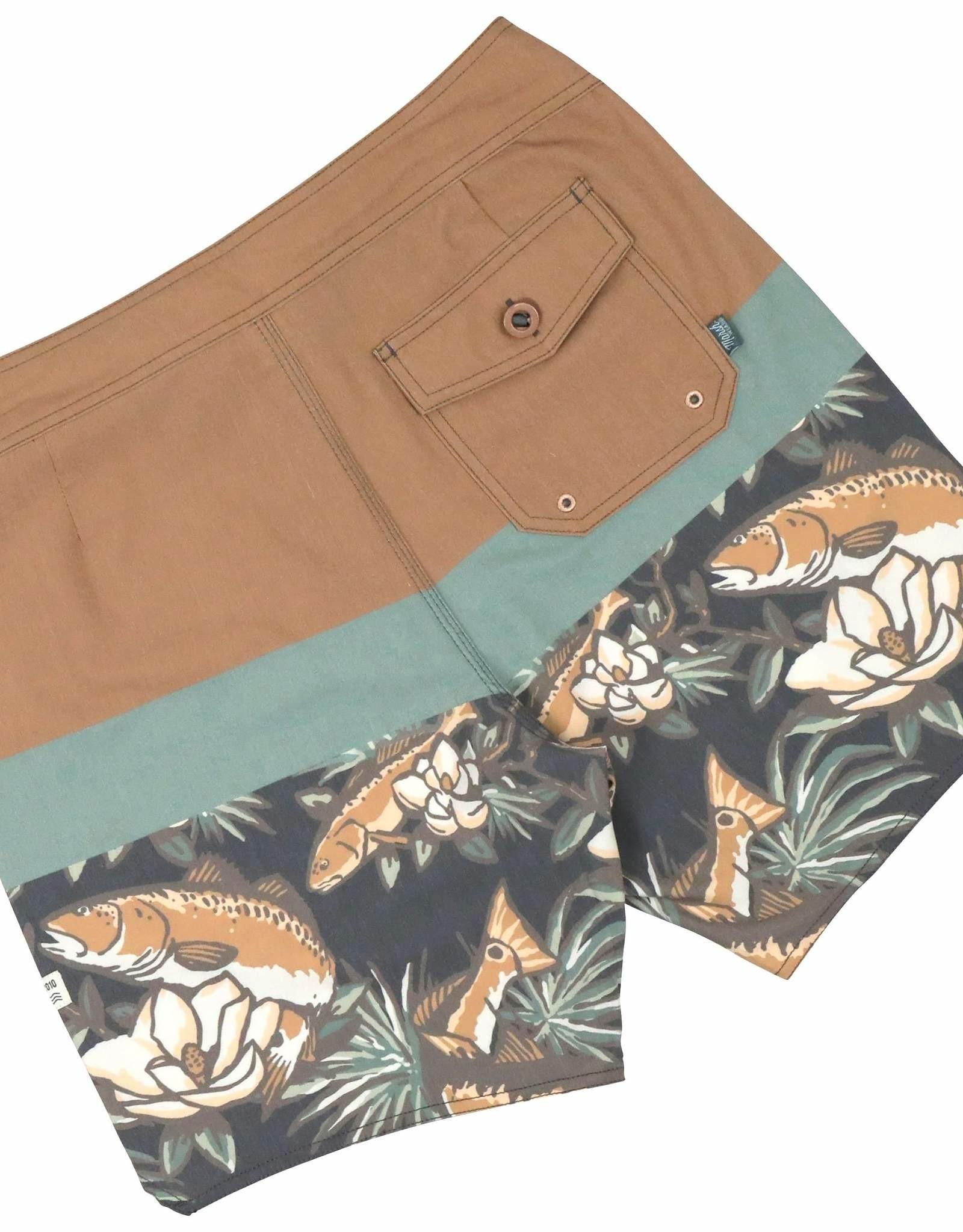 Marsh Wear Spring Magnolia Shorts