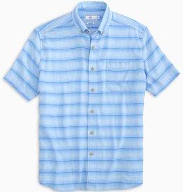 Southern Tide Varigated Stripe Sportshirt