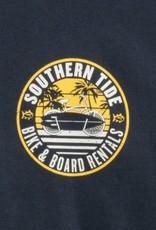 Southern Tide Bike and Board Rental Tee