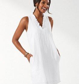 Tommy Bahama Two Palms Ruffle Shift Dress