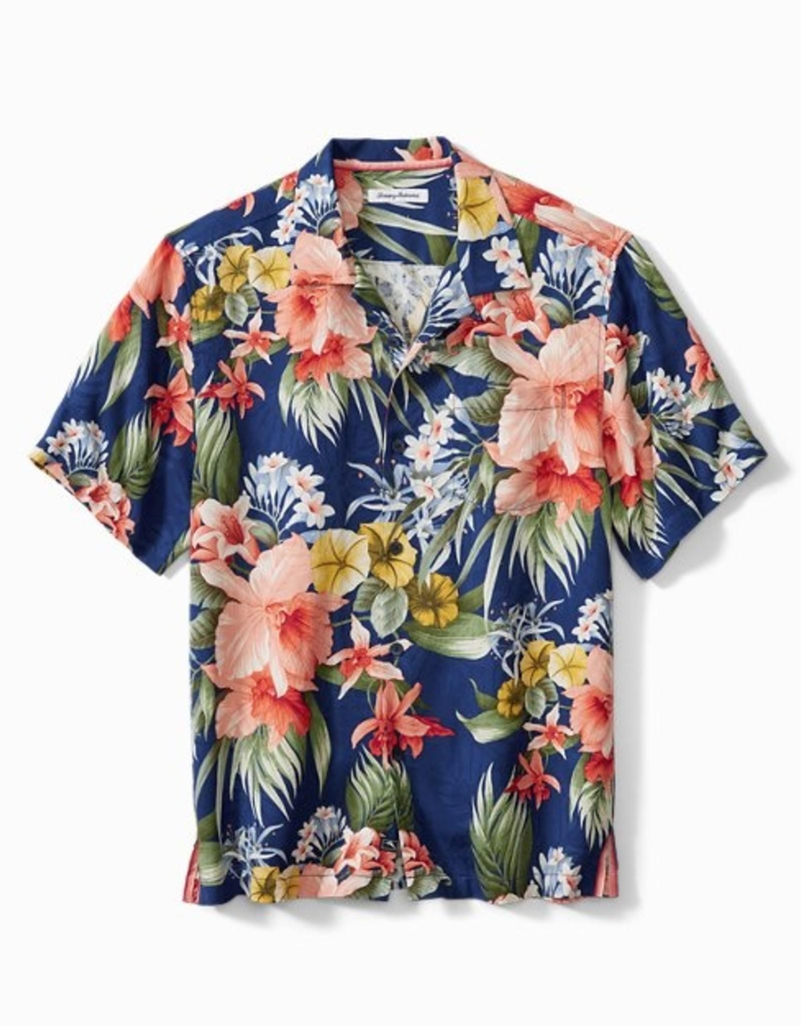 Tommy Bahama Canopy Kaliedoscope Camp Shirt
