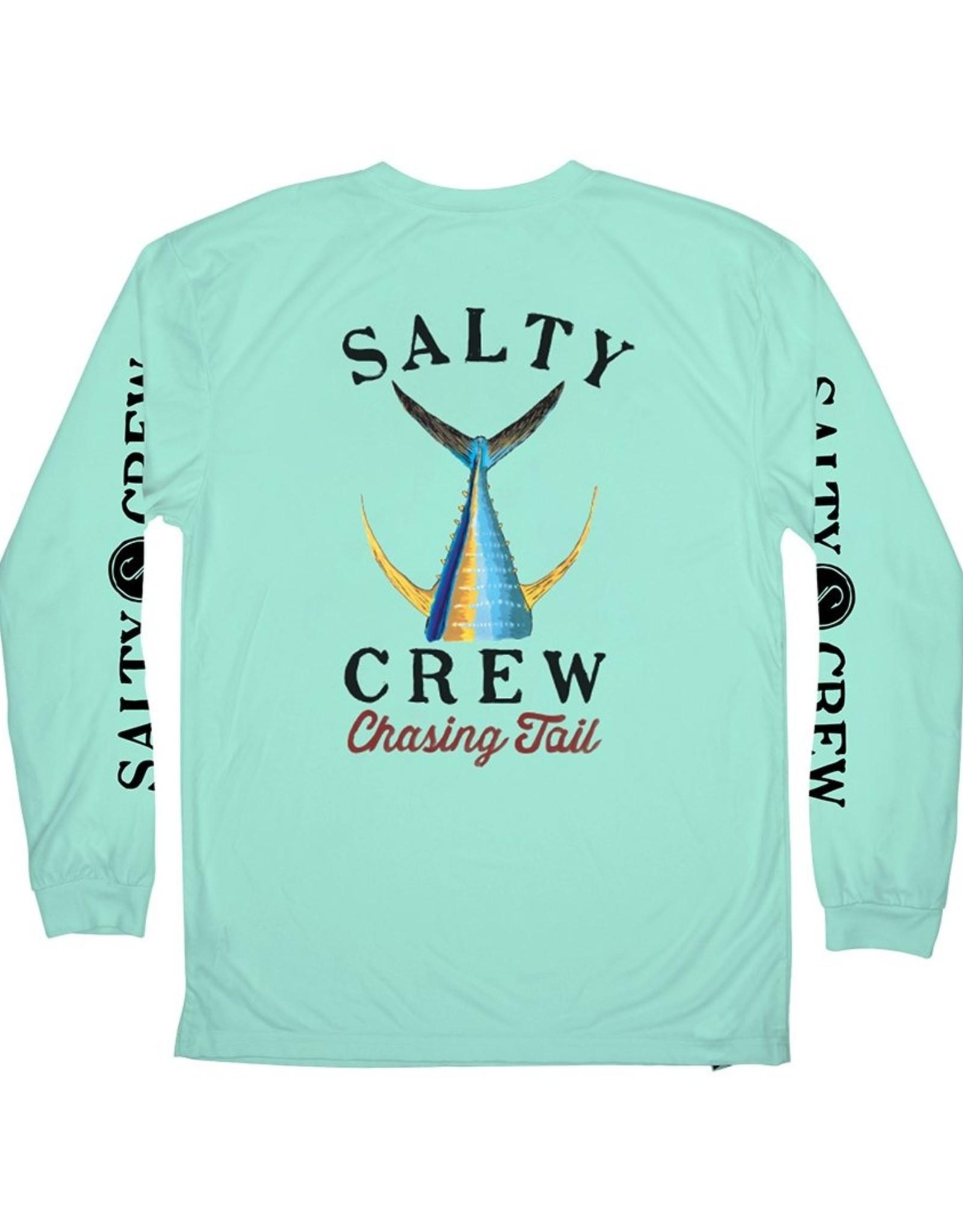 Salty Crew Tailed Tech Rashguard