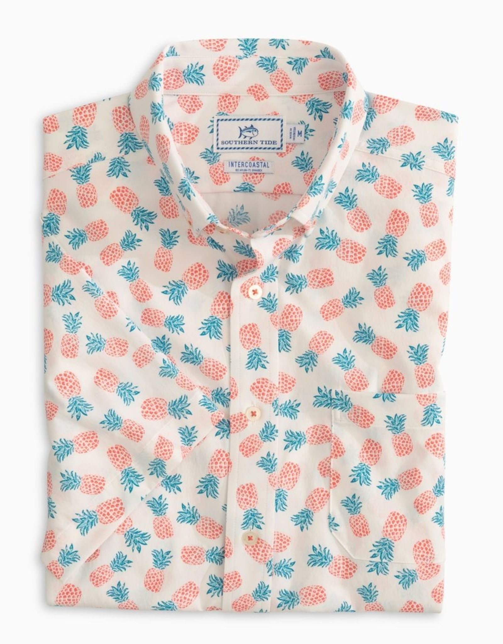 Southern Tide IC Southern Pineapple Sportshirt