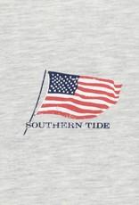 Southern Tide Sea to Shining Sea Heather Tee