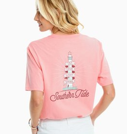 Southern Tide Let Your Light Shine Tee