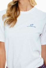 Southern Tide Berry Patriotic Tee