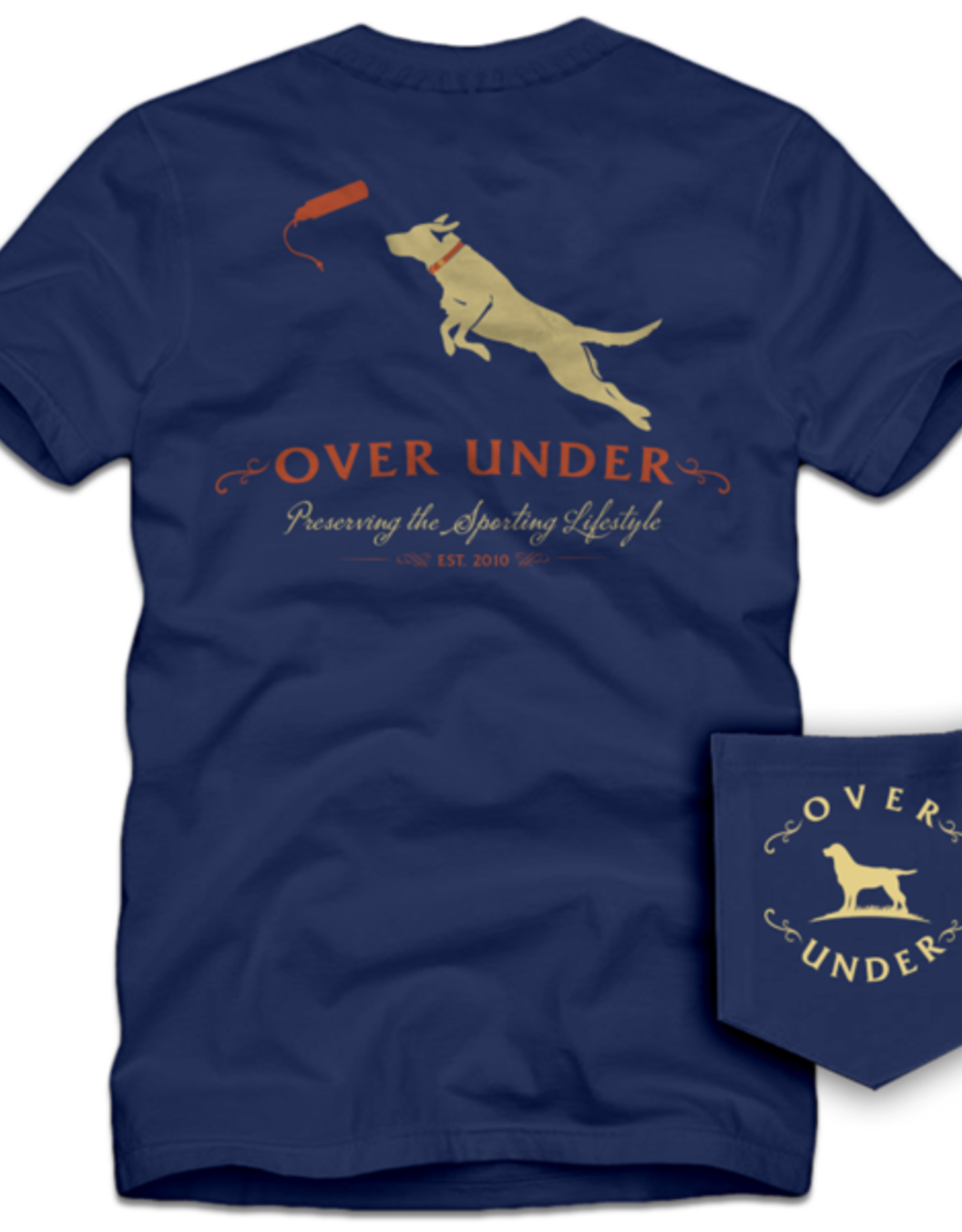 Over Under Clothing Dock Dog Tee