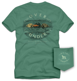 Over Under Clothing Water Dogs Tee
