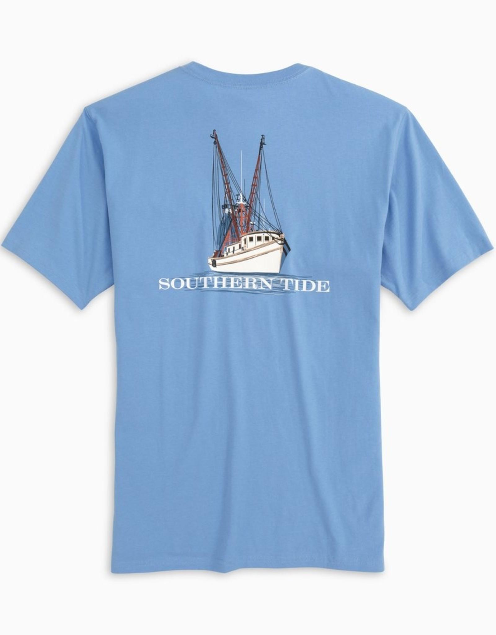 Southern Tide Shrimp Boat Tee