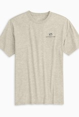 Southern Tide Frogmore Stew Heather Tee