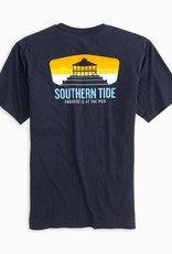 Southern Tide Near The Pier Tee
