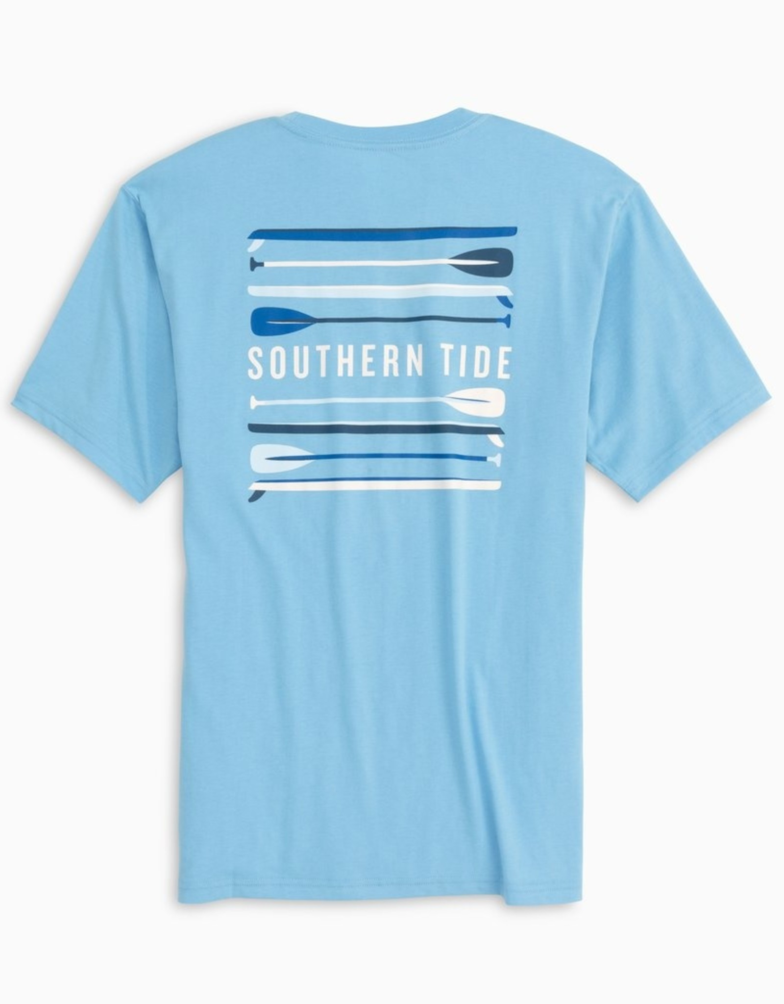 Southern Tide Paddleboard Stack Tee