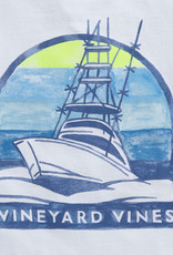 Vineyard Vines Sunset Cruise Pocket Tee