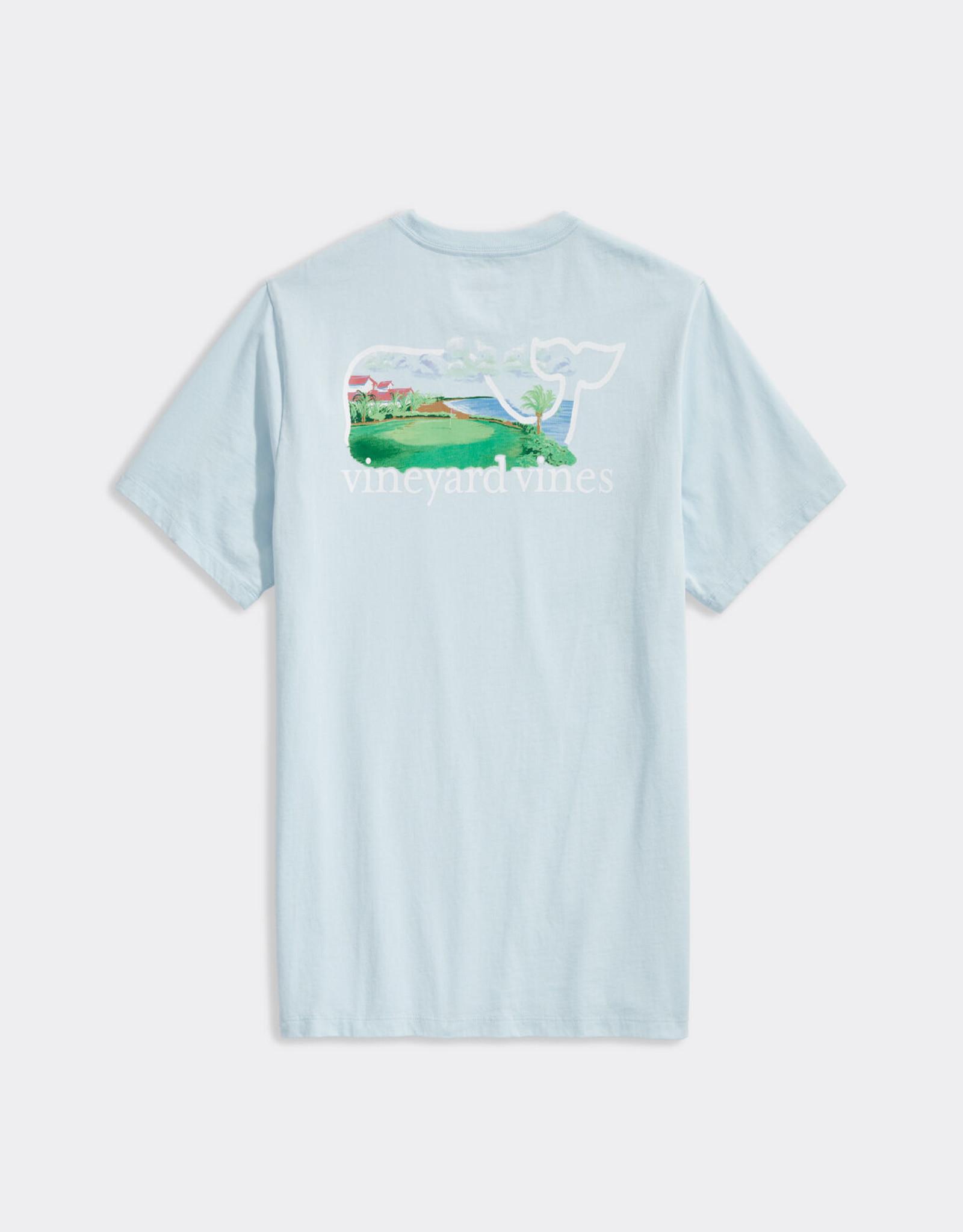 Vineyard Vines Resort Golf Whale Tee