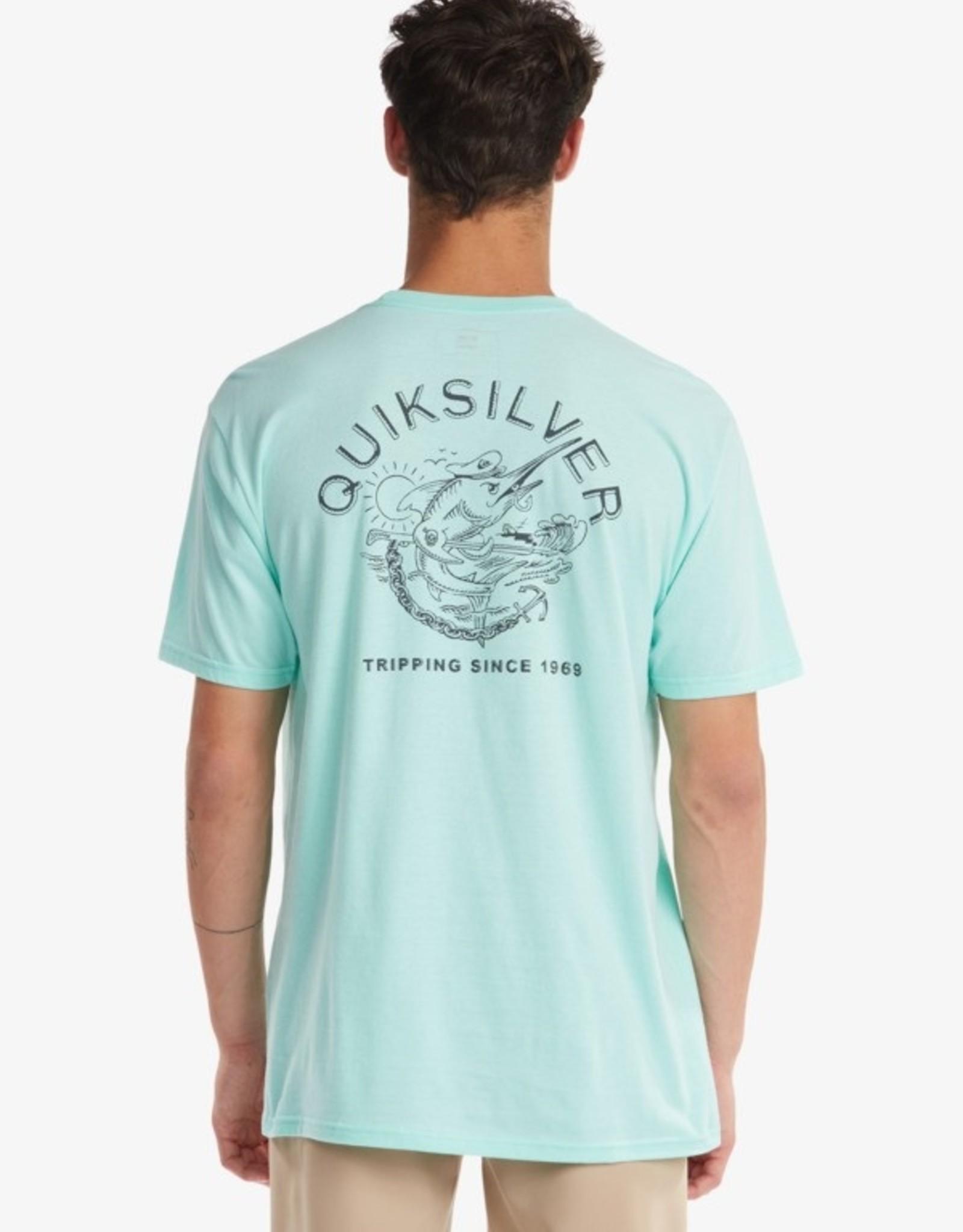 Quiksilver Rebel Fish Tee