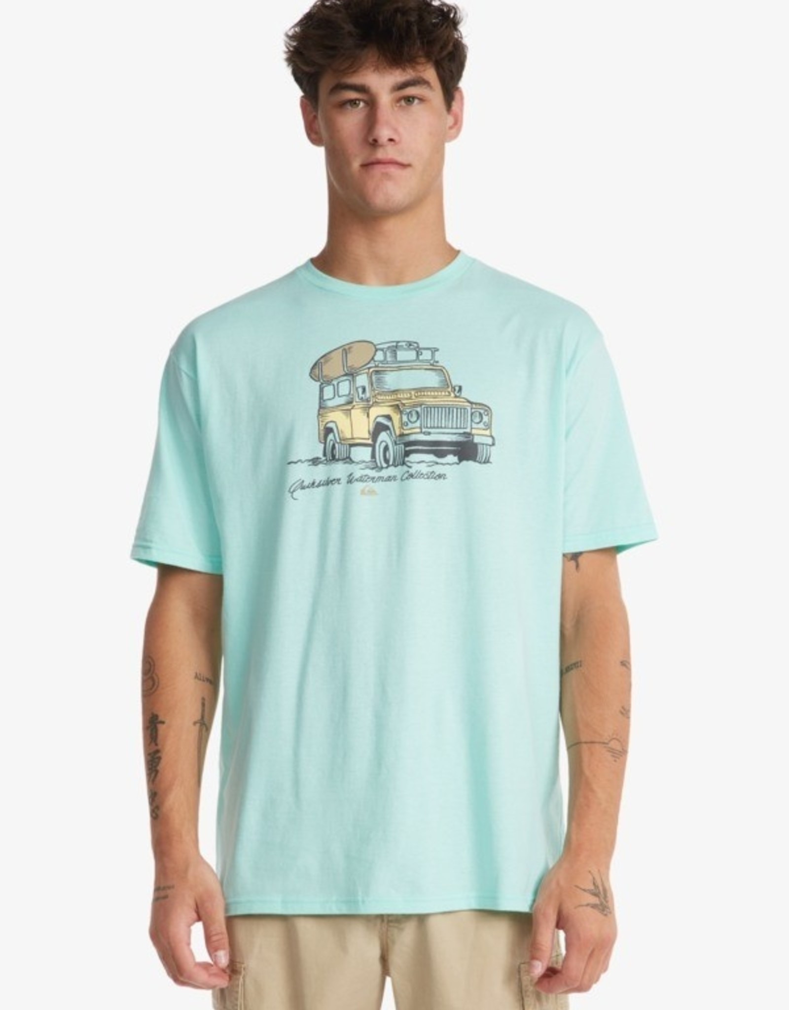 Quiksilver Private Road Tee