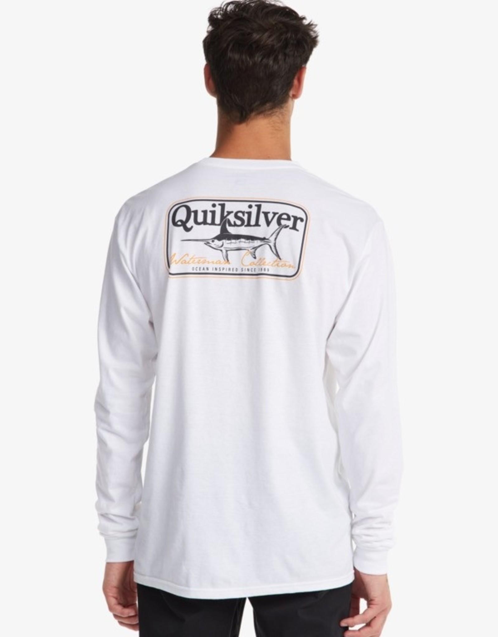 Quiksilver Night Fishing Long Sleeve Tee