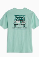 Southern Tide Tailgates and Touchdowns T-Shirt
