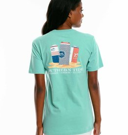 Southern Tide Sunshine and Seltzers Tee