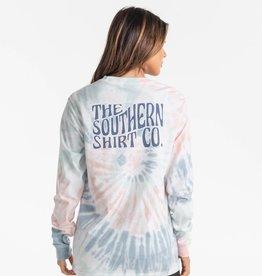 Southern Shirt On the Dot Tye Dye Tee