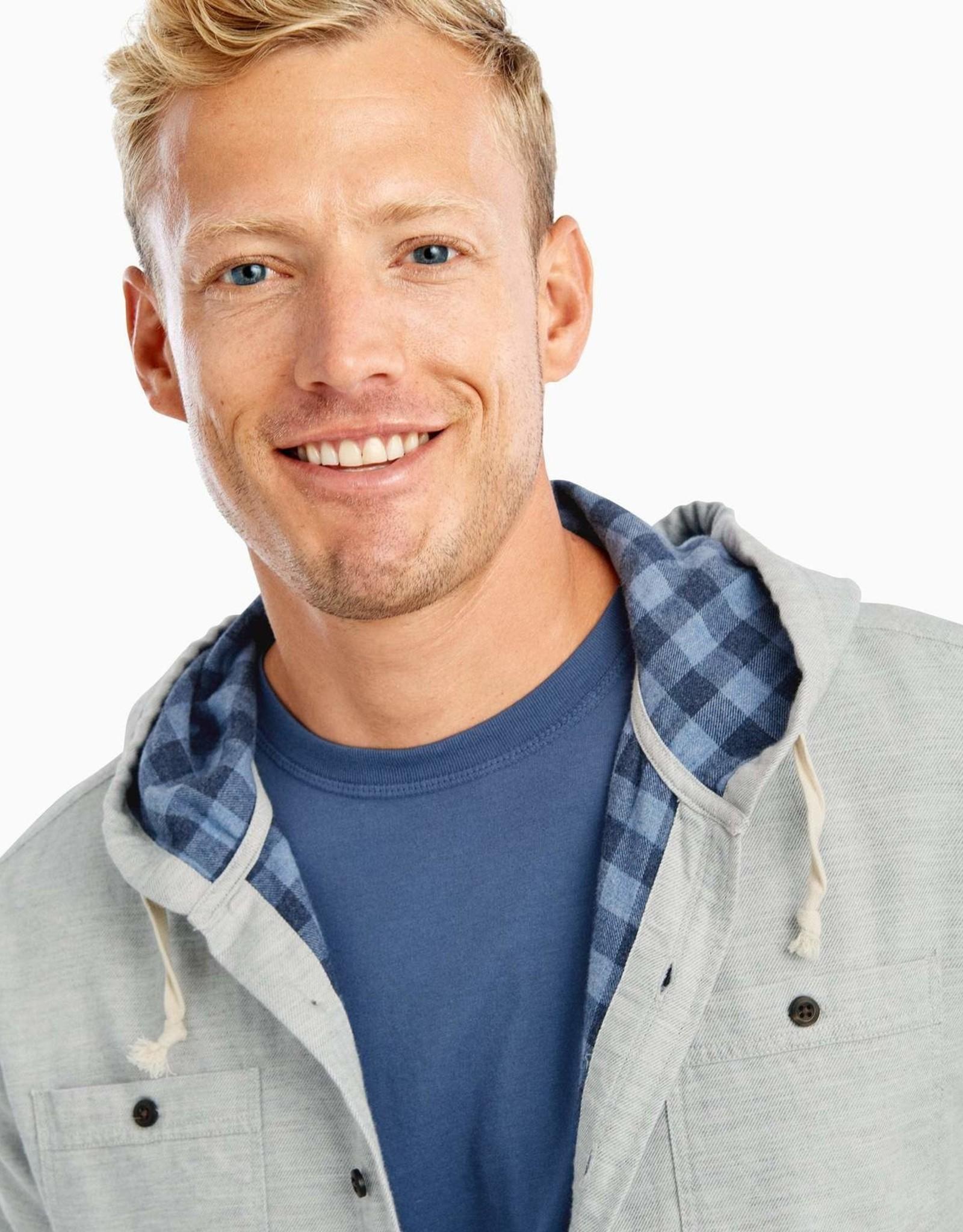 johnnie O Bodhi Hoodie Shirt Jacket