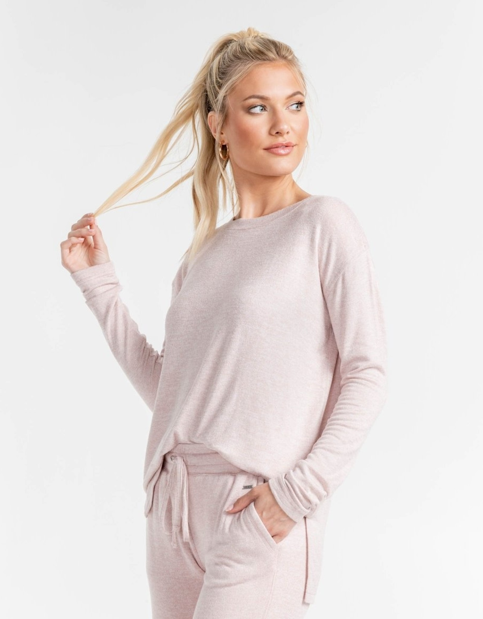 Southern Shirt Sincerely Soft Heather Fleece/2J048