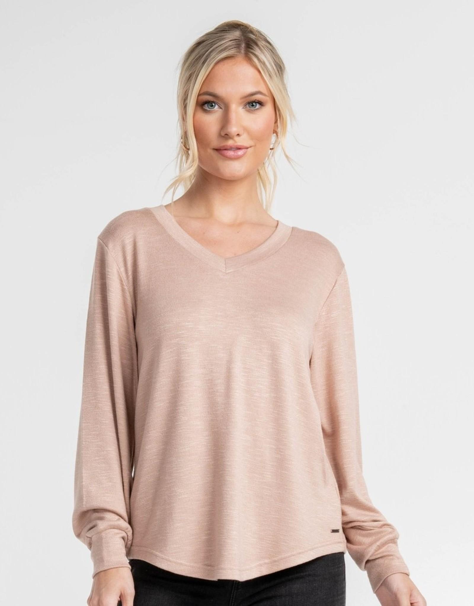 Southern Shirt Slub Knit Pullover