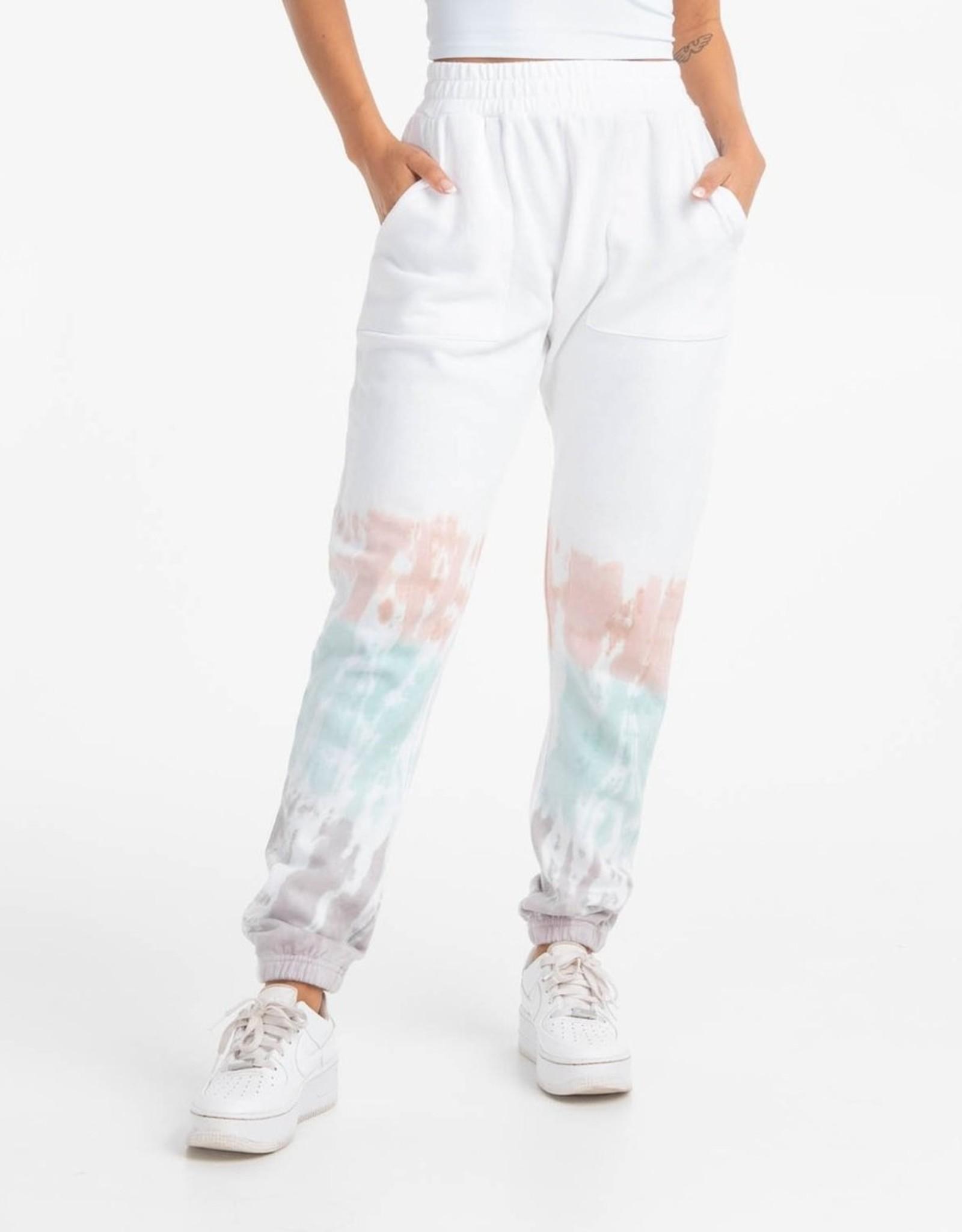 Southern Shirt Tie Dye Sweatpants