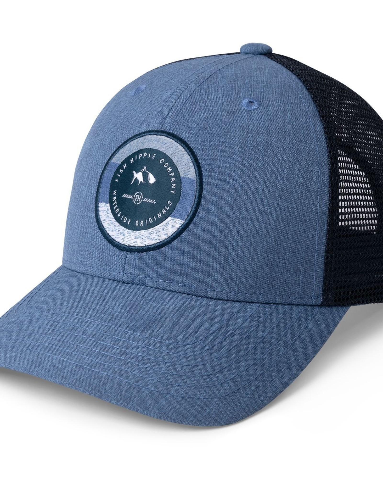 Fish Hippie Informer Trucker Hat