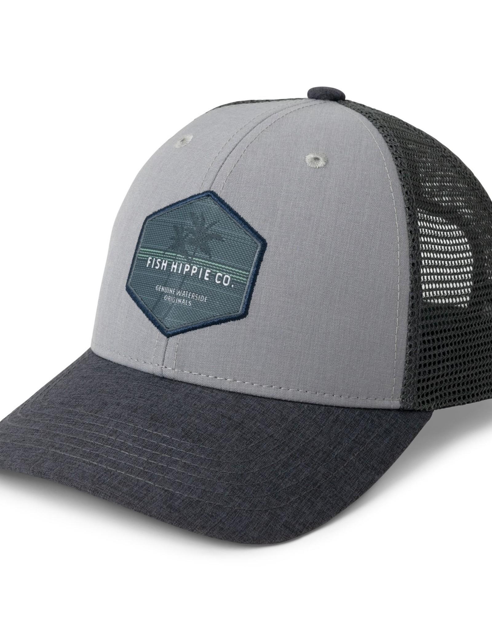 Fish Hippie Crafty Trucker Hat