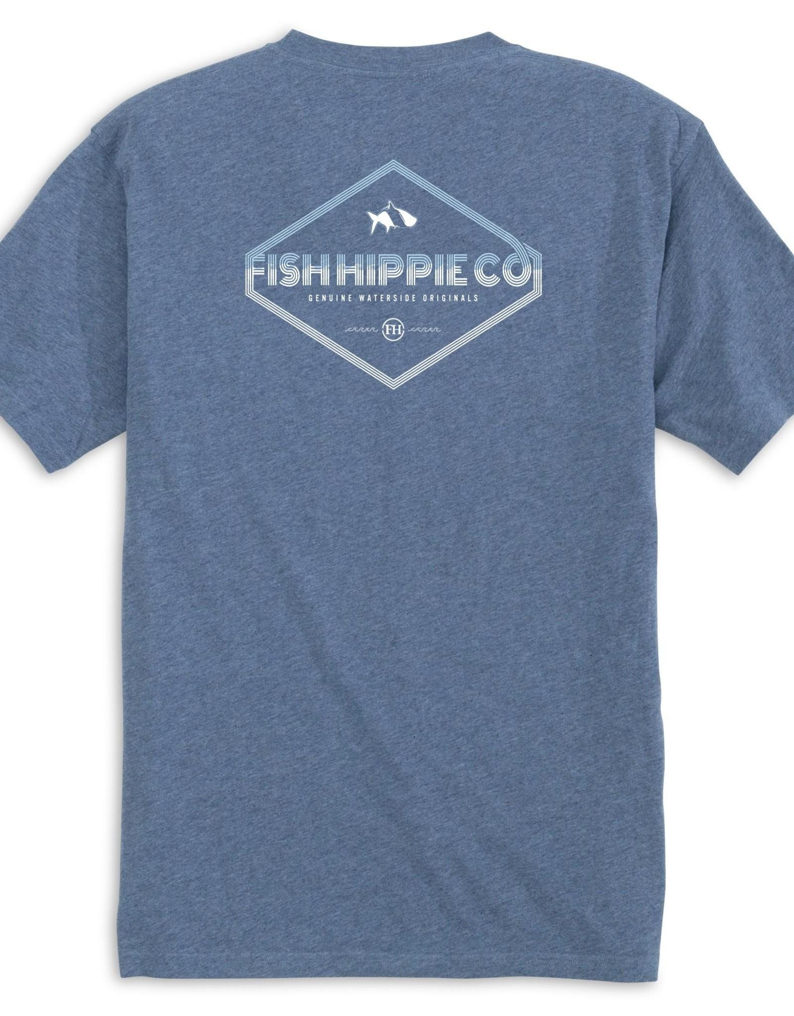 Fish Hippie Outlier Short Sleeve Tee