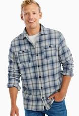 johnnie O Chad Cotton Flannel