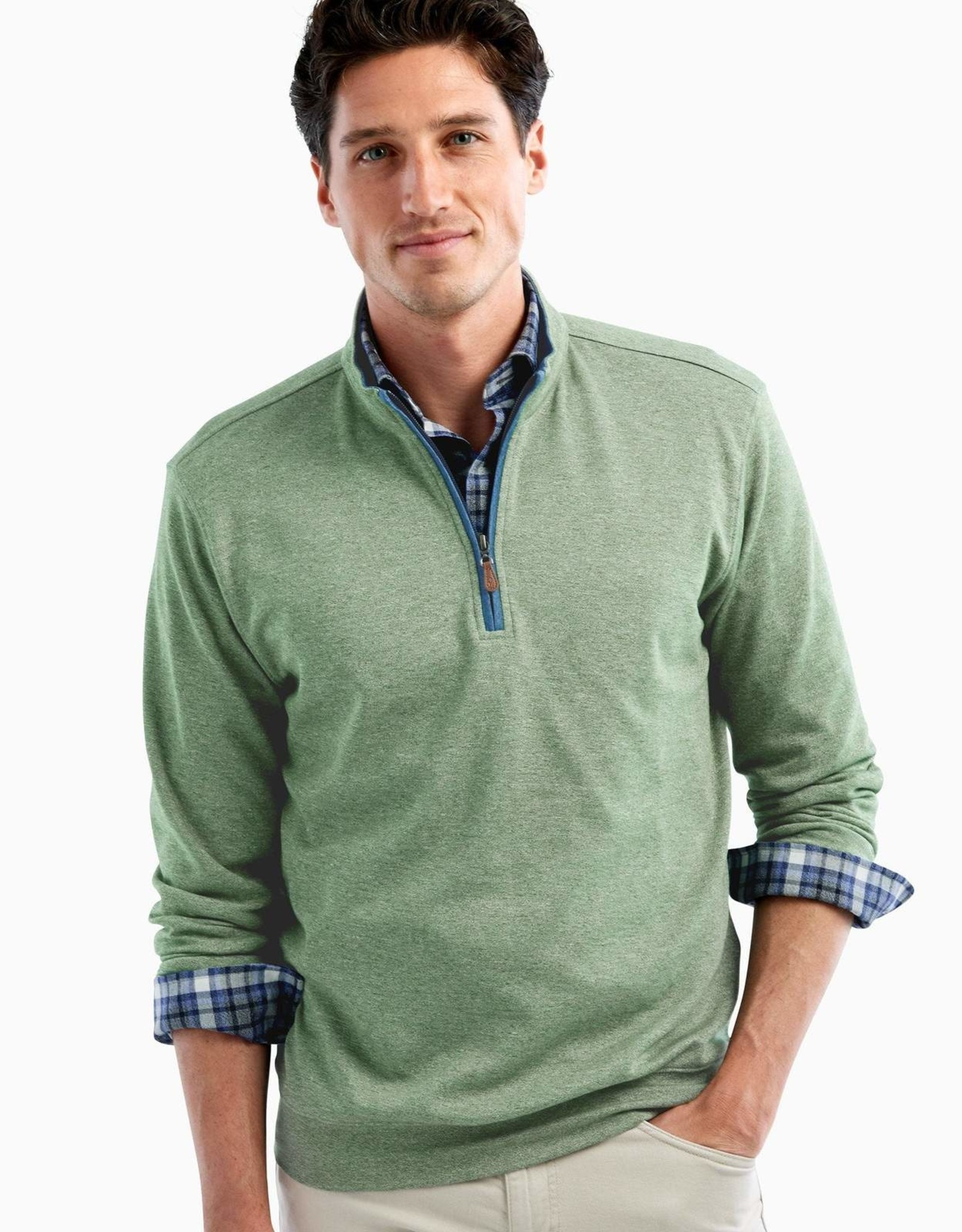 johnnie O Sully 1/4 Zip Pullover