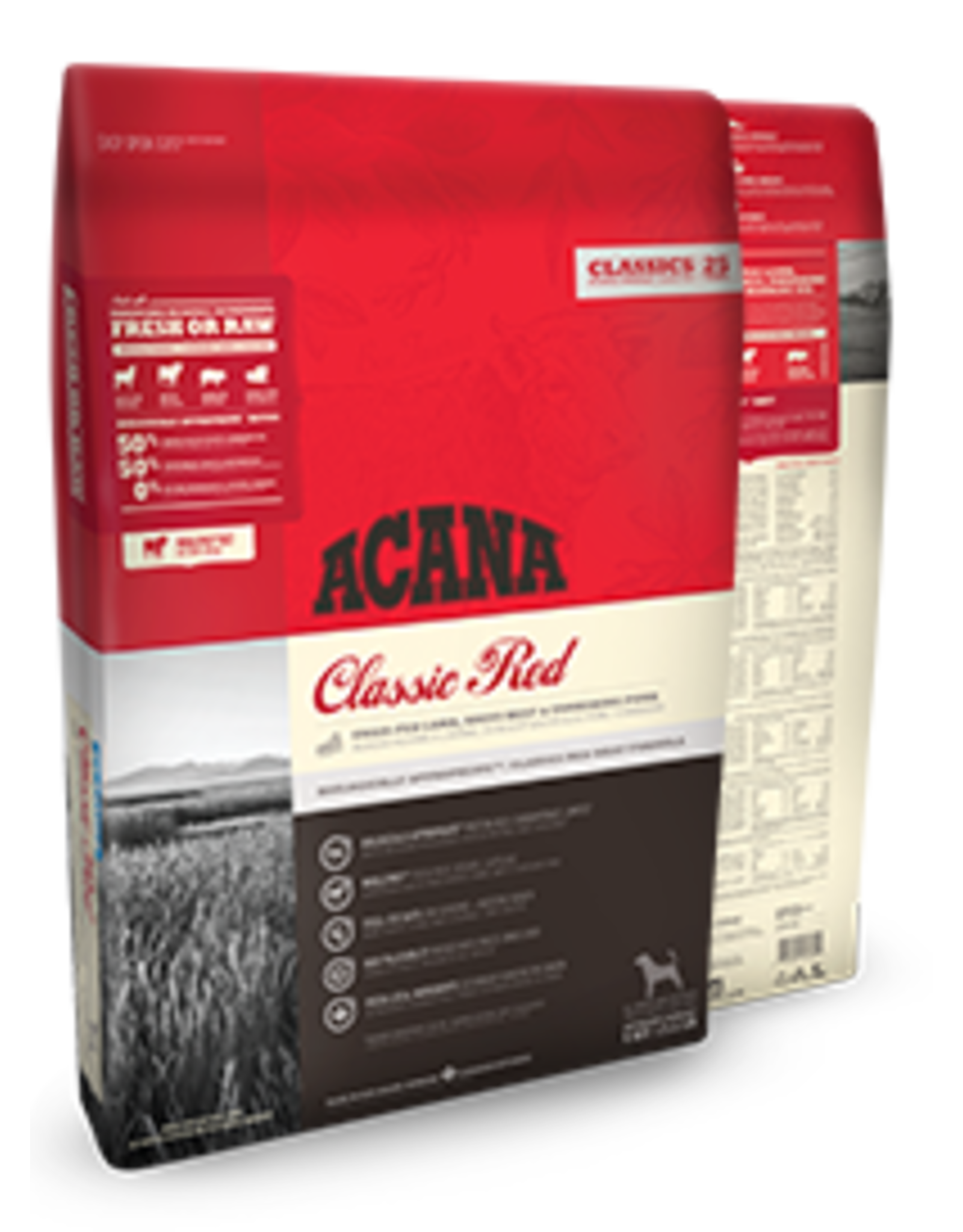 Acana Acana - Classic Red 17kg