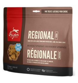 Orijen Orijen Freeze Dried Dog Treats Regional Red 42g