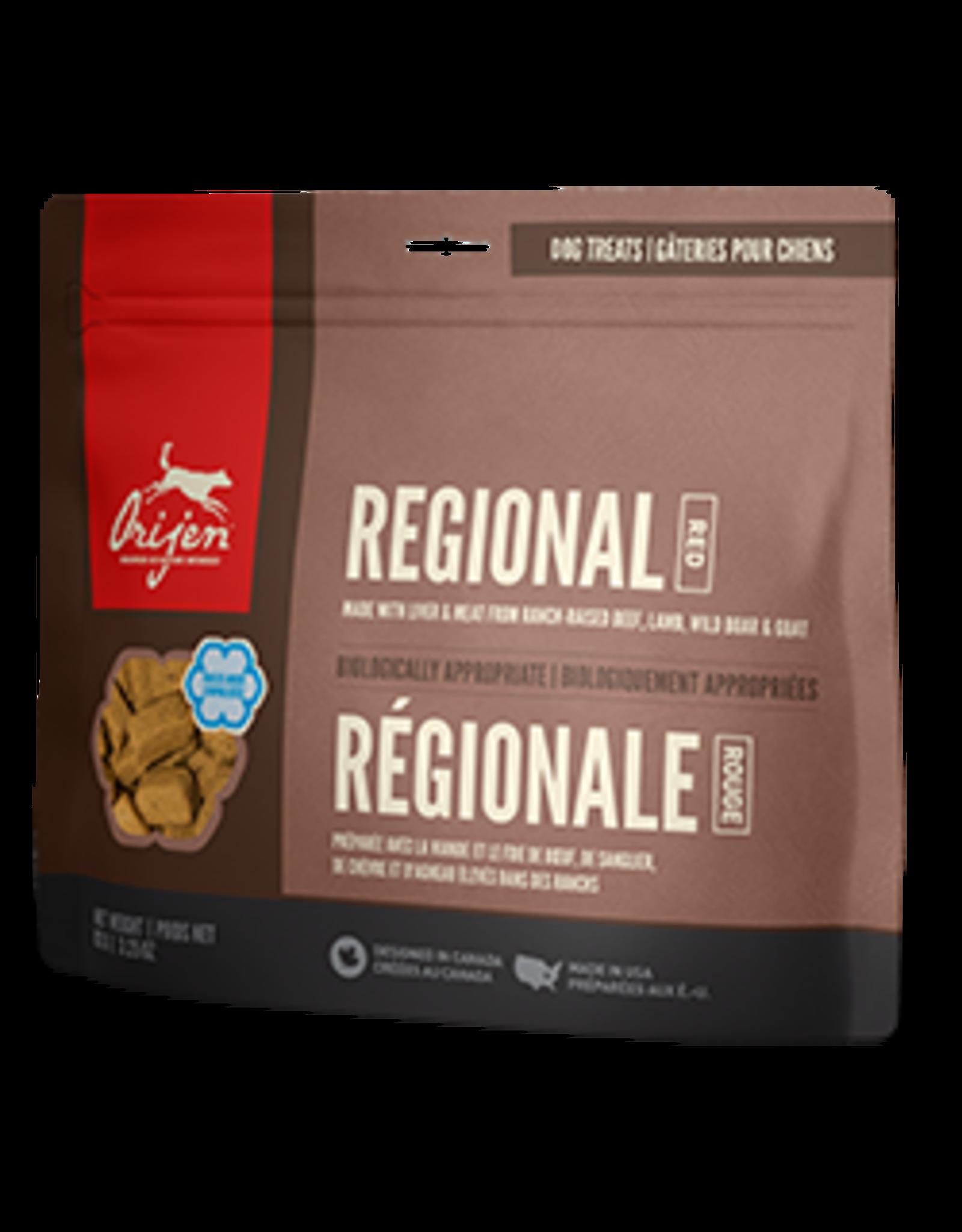 Orijen Orijen Freeze Dried Dog Treat Regional Red 92g