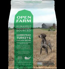 Open Farm Dog Dry GF Turkey & Chicken Homestead 4.5LB