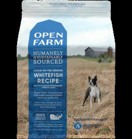 Open Farm Dog Dry Whitefish & Lentil 4.5LB