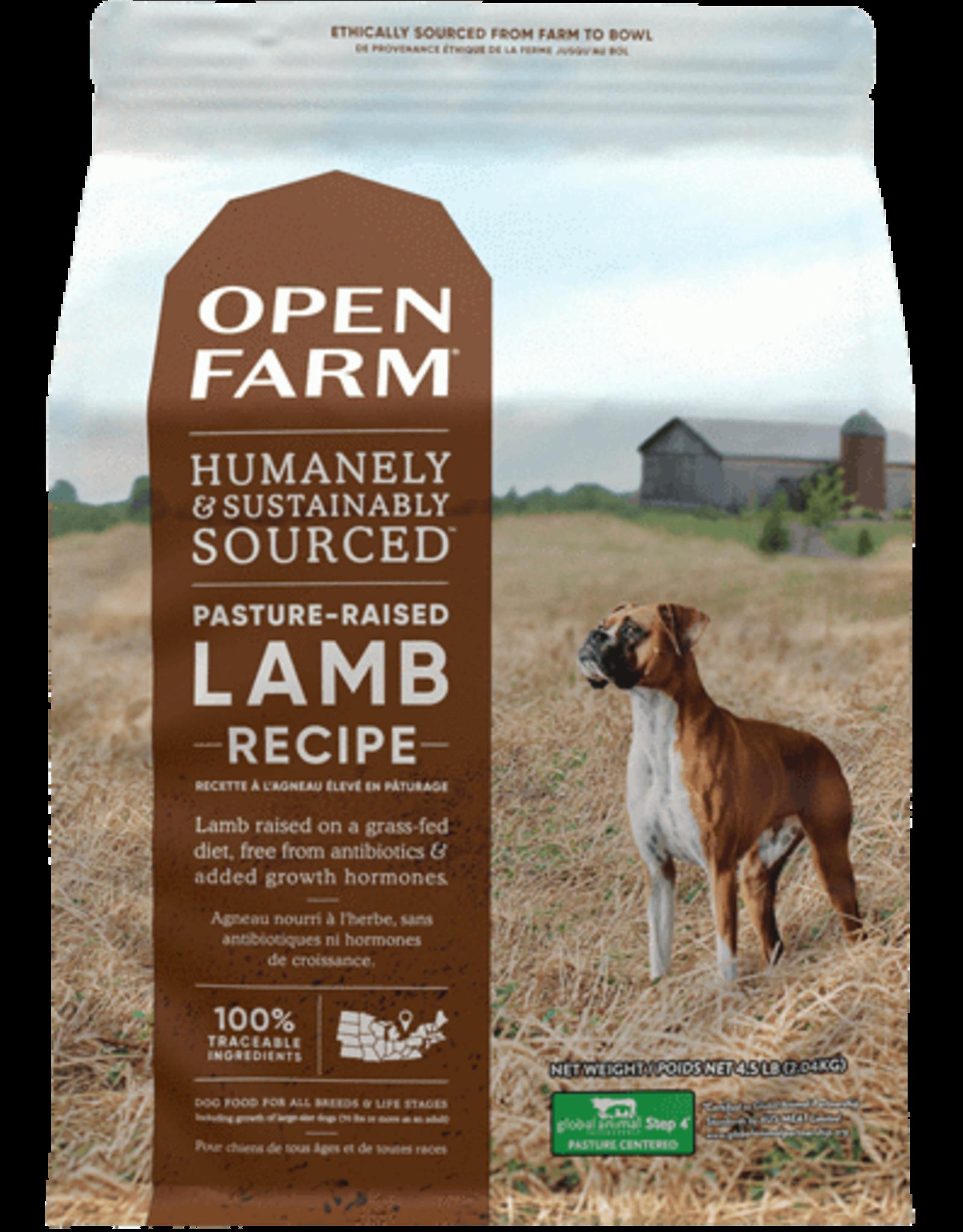Open Farm Open Farm Dog - Lamb 4.5lb
