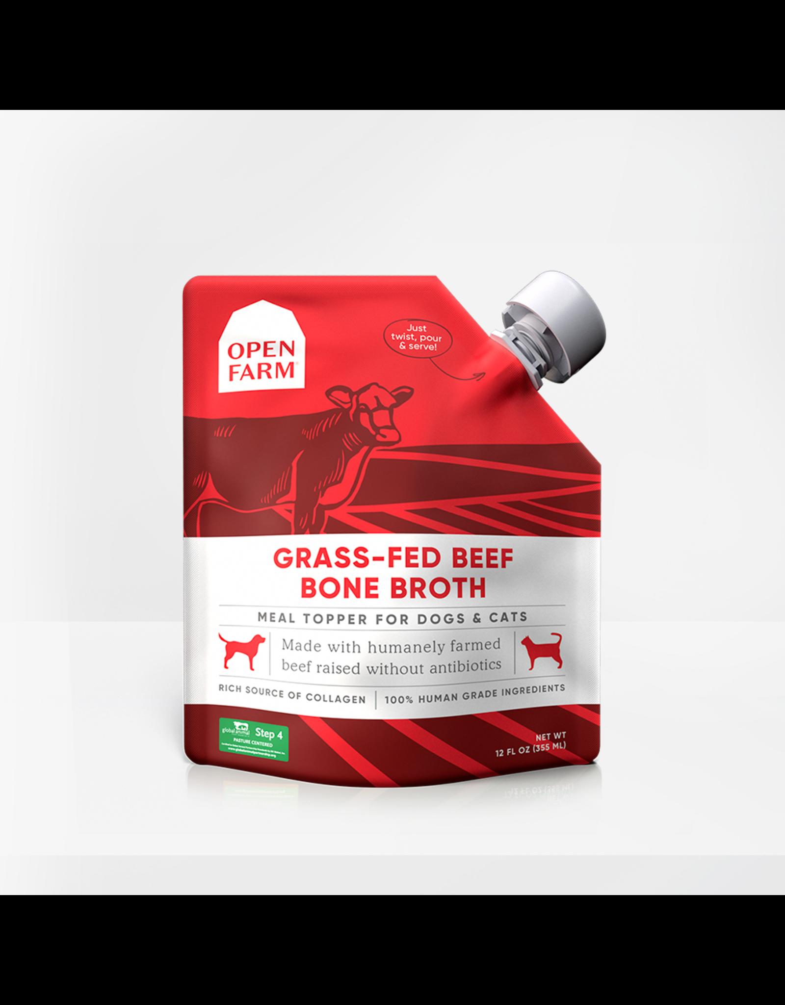 Open Farm Open Farm - Bone Broth Beef 12oz