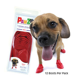 PAWZ / SMALL / RED